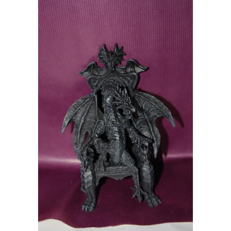 Dagon sur un trône - Il était une fois