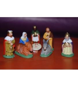 Nativité et rois mages