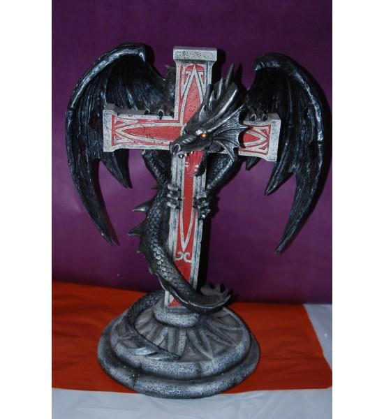 Dragon croix