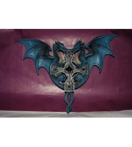 Applique dragon