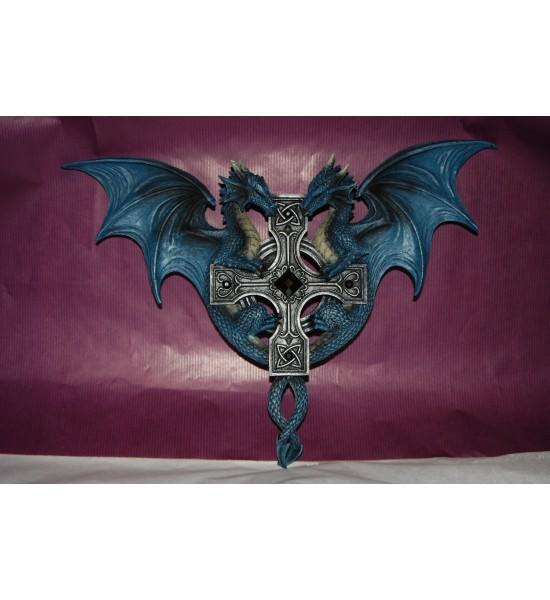Applique dragon