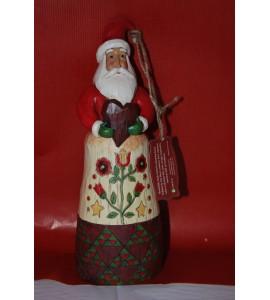 Santa With Heart
