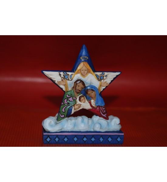 Mini Star Nativity