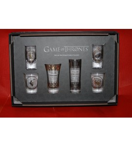 Set de Verres Game Of Thrones
