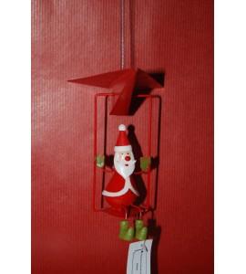 Père Noël en Aile Volante