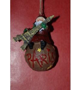 Père Noël sur Boule