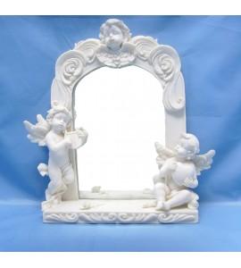 Miroir deux anges