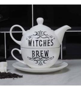 Théière Witches brew hex
