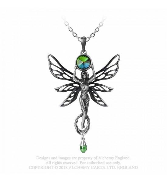 The Green Goddess