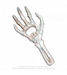Ouvre Bouteilles Main Squelette