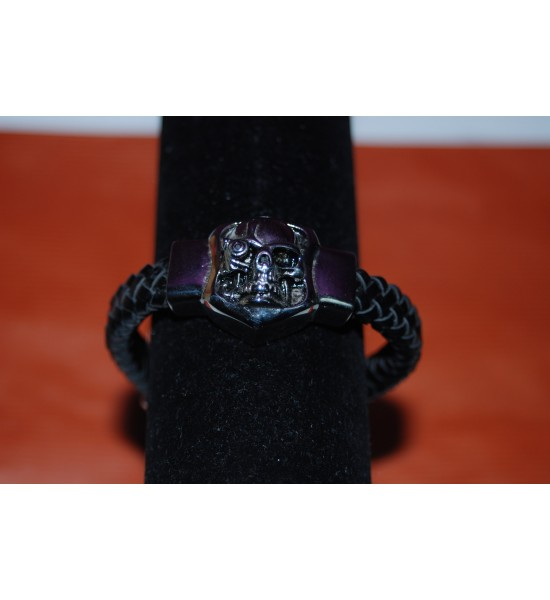 Bracelet tête de mort (3)