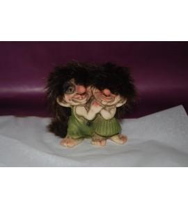 Trolls Alannaria et Kazbo