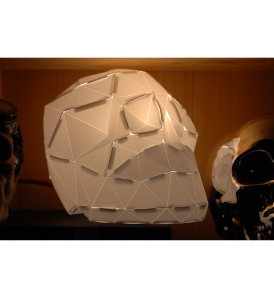 Lampe crâne