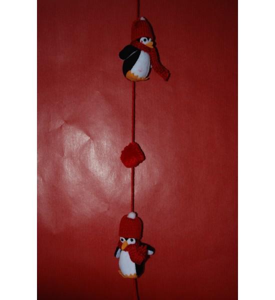 Guirlande pingouins james