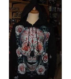 Sweatshirt crâne