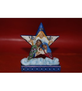 Mini Star Nativity