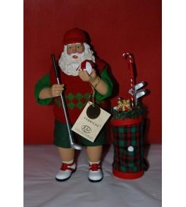 Golf Santa