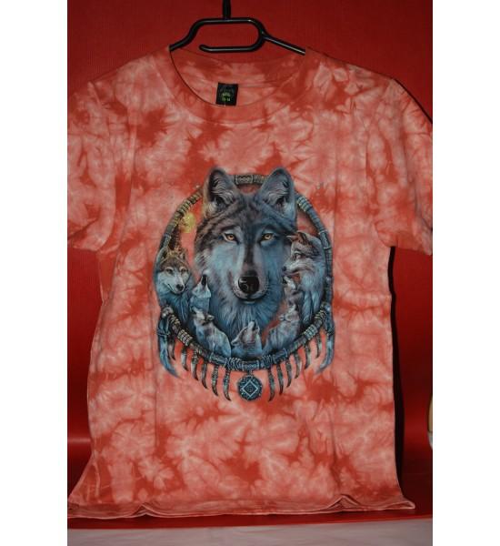 T Shirt Loup