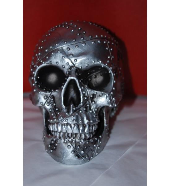 Crâne Métal
