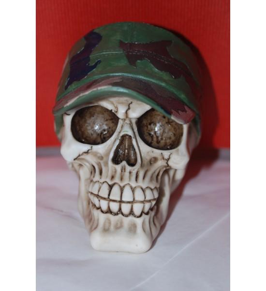 Crâne Militaire