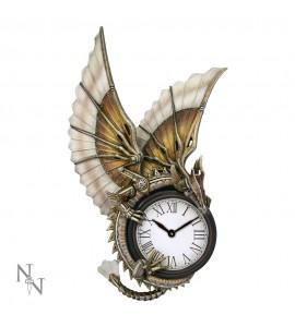 Clockwork Dragon Wall Clock