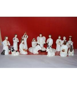 Grande Scène de Nativité