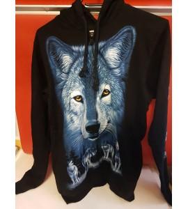 Sweatshirt Loup
