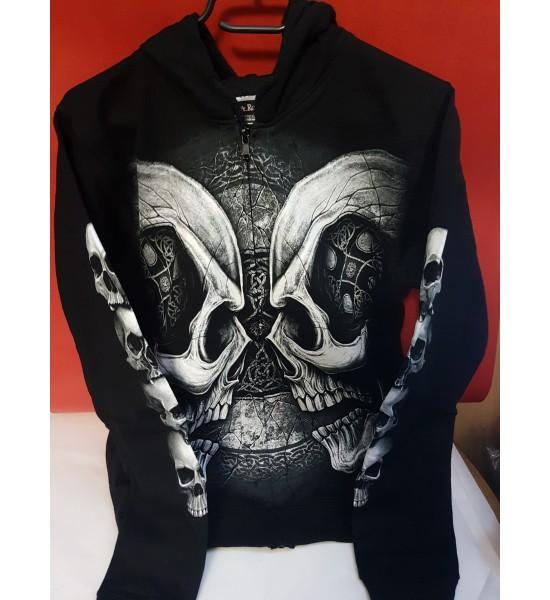 Sweatshirt Crânes