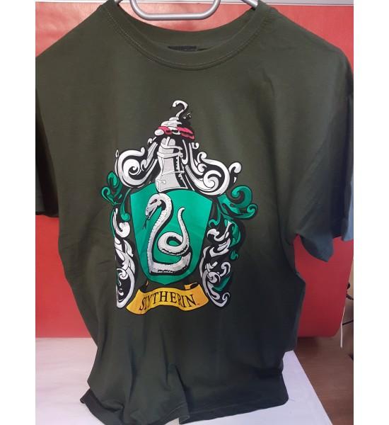 T Shirt Slytherin - Serpentard