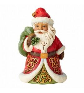 Père Noël avec Sac de Jouets