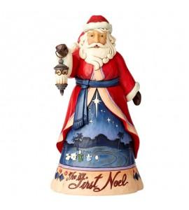 Père Noël Premier Noël
