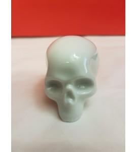 Mini Crâne Porcelaine Emaillé