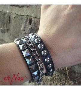 Bracelet Trois Rangées
