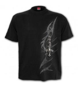 T Shirt Tribal Chaine