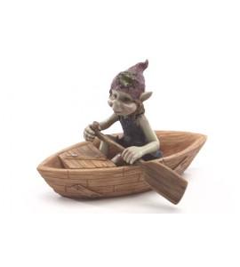Pixie en Barque