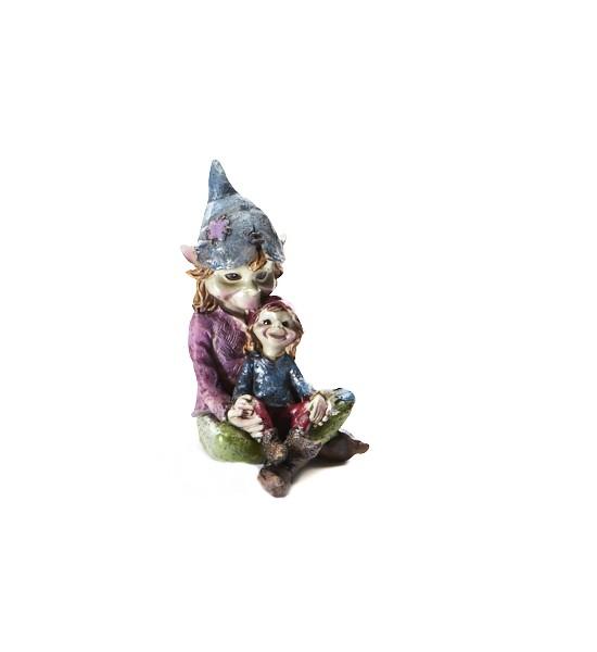 Pixie avec Enfant