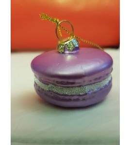 Macaron Myrtille