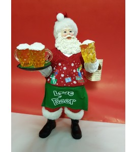 Père Noël Serveur