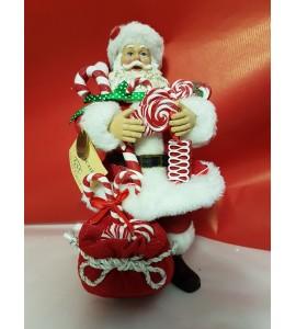 Père Noël avec Sucreries