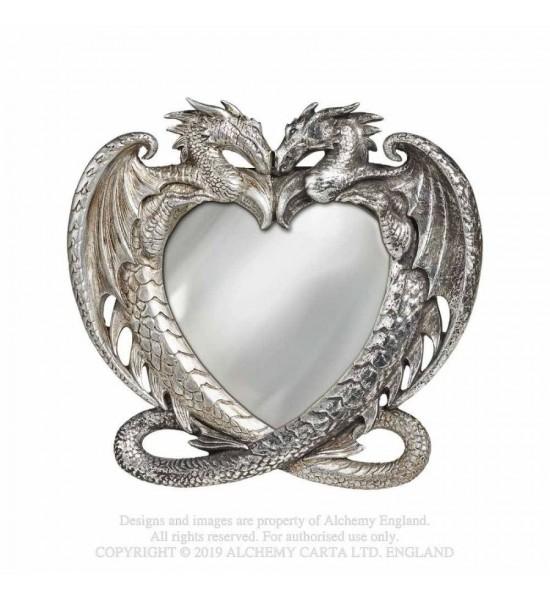 Miroir Coeur de Dragon