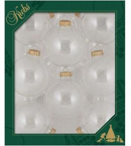 Boite de 8 Boules Transparentes
