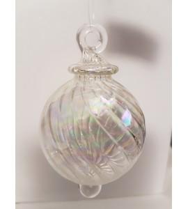 Boule Jewel Transparente