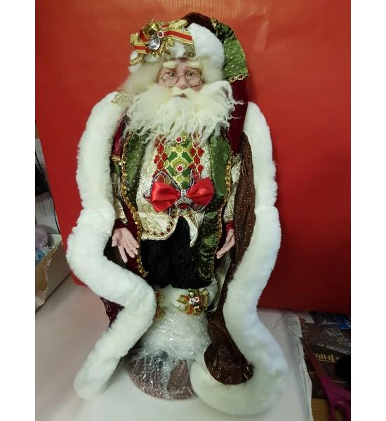 Le Père Noël Elégant