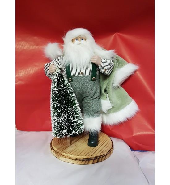 Père Noël Tweed