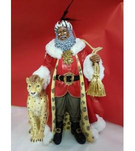 Père Noël Africain