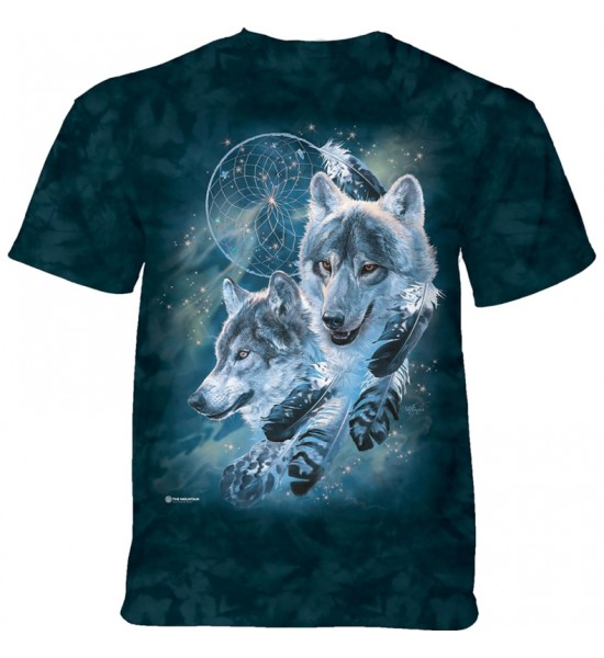 Dreamcatcher Wolf Collage