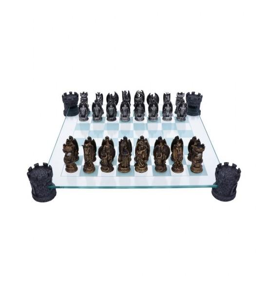 Kingdom Of The Dragon Chess