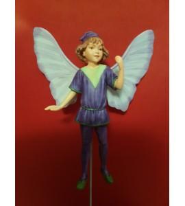Elfe Fée Violette