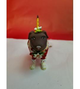 Labrador Chocolat Lola Krinkle Patience Brewster