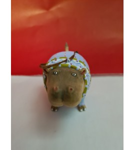 Jambo hippo Hugo Krinkle Patience Brewster